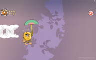 Adam And Eve 7: Gameplay Solution Flying Umbrella