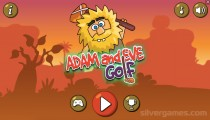 Adam And Eve: Golf: Menu
