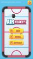Air Hockey: Menu