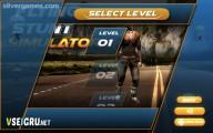Air Stunts Flying Simulator: Level Selection