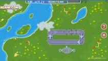 Airboss: Airplanes Crashing Gameplay