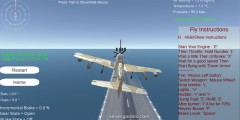 Aircraft Carrier Pilot Simulator: Airplane Flight Pilot