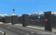 Airplane Parking Mania 3d: Landing