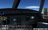Airplane Simulator: Cockpit