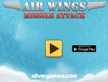 AirWings: Missile Attack: Menu