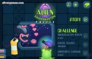 Alien Kindergarten: Menu