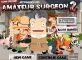 Amateur Surgeon 2: Menu