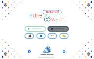 Amazing Bubble Connect: Menu