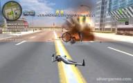 Amazing Crime Strange Stickman: Gameplay Exploding Street