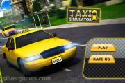 Amazing Taxi Simulator 3D: Menu