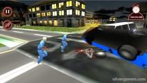 Ambulance Driver: Ambulance