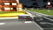 Ambulance Driver: Medical Game