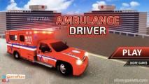 Ambulance Driver: Screenshot