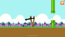 Angry Flappy Birds: Flappy Birds Flying