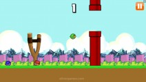 Angry Flappy Birds: Gameplay Bird Flying