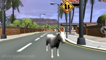 Angry Goat Simulator: Goat Mission To Destroy