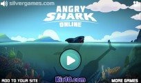Angry Shark: Menu