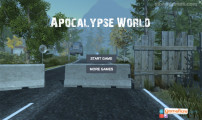 Apocalypse World: Menu