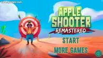 Apple Shooter Remastered: Menu