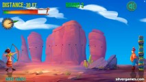 Apple Shooter Remastered: Aiming Arrow