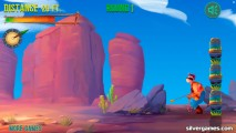 Apple Shooter Remastered: Arrow Killed Belly