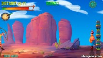 Apple Shooter Remastered: Gameplay Flying Arrow