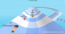Aquapark.io: Multiplayer Sliding Fun