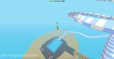 Aquapark.io: Gameplay Summer Sliding