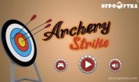 Archery Strike: Menu