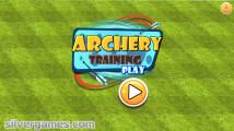 Archery Training: Menu