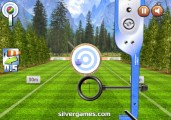 Archery World Cup: Archery Bow And Arrow