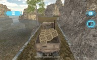 Army Cargo Driver: Gameplay Drving With Cargo