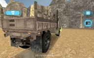 Army Cargo Driver: Cargo Truck Parking