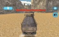 Army Cargo Driver: Gameplay Truck Cargo
