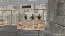 Assault Zone: Egoshooter Combat Gameplay
