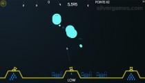 Atari Missile Command: Attack Gameplay Planes
