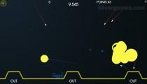 Atari Missile Command: Missile Attack Gameplay