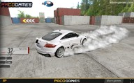 Audi TT Drift: Screenshot