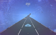 Audiogame .io: Street Leading Into Sky