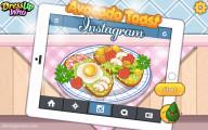 Avocado Toast Instagram: Menu