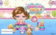 Baby Lily Care: Menu