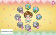 Baby Lily Care: Level Selection Baby