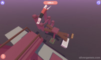 Backflip Maniac: Backflipping