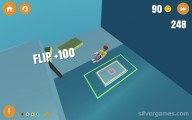 Backflip Parkour: Gameplay Flip Gym