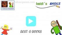 Baldi's Basics 2: Menu