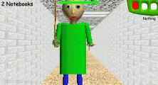 Baldi's Basics In Education And Learning: Gameplay School