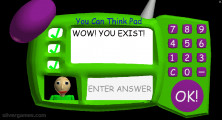 Baldi's Basics In Education And Learning: Math Exercises