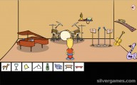 Bart Simpson Saw: Escape Game