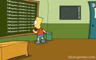 Bart Simpson Saw: Screenshot
