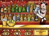 Bartender The Right Mix: Bartender Shaking Drink